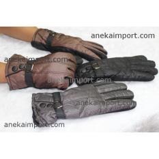 Sarung Tangan Parasut Musim Dingin Cowok Kode 838 / Gloves Winter - Npdess