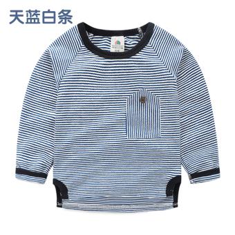 Bandingkan Simpan Sayang Tx-6513 Korea Fashion Style Baru Anak Lengan Panjang T-shirt