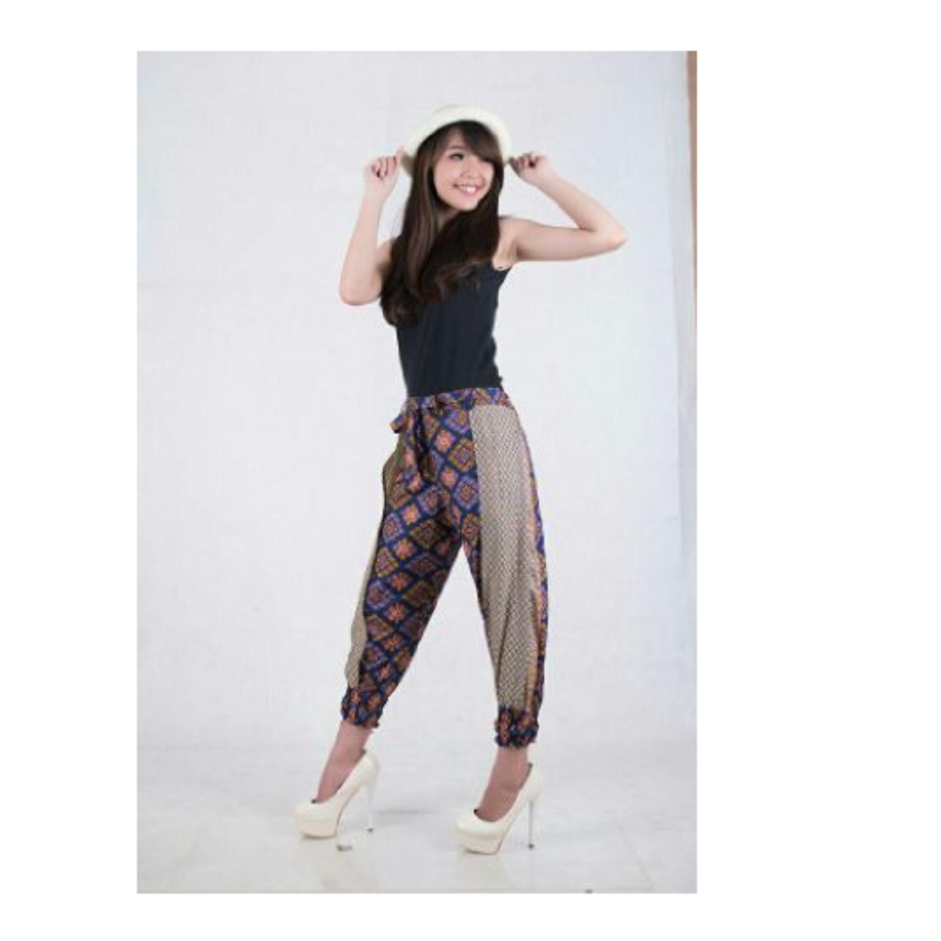 ... SB Collection Celana Panjang Shakira Joger Jeans Biru Ezyhero Source SB Collection Celana Panjang Tatiana Joger