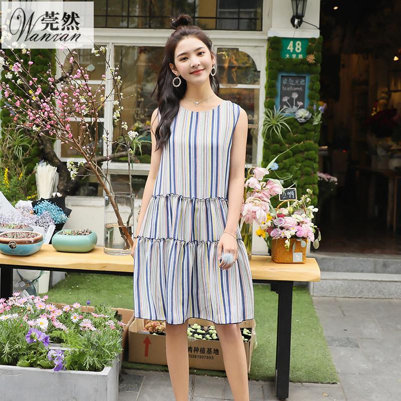 Versi Korea Dari Organza Baru Adalah Dress Rompi Tipis Warna Page Source Segar .