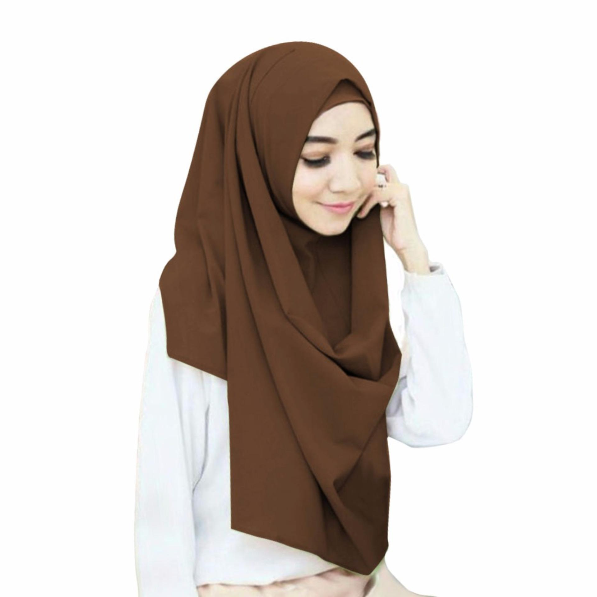 Khimar Anida Lis Jilbab Geblus Instan Hijab A4233. Source · Flash Sale Sela Hijab Kerudung