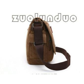 Zuo Lun Duo Tas Selempang Kanvas Premium Quality TS000436 Coklat. Source · bf25fcf1f7f21