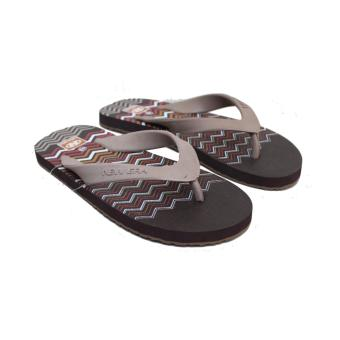 Sendal Jepit - Sandal Jepit New Era Texas 6 In Milo Brown
