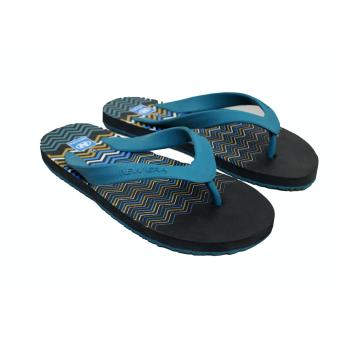 Sendal Jepit - Sandal Jepit New Era Texas 6 In Tosca Green