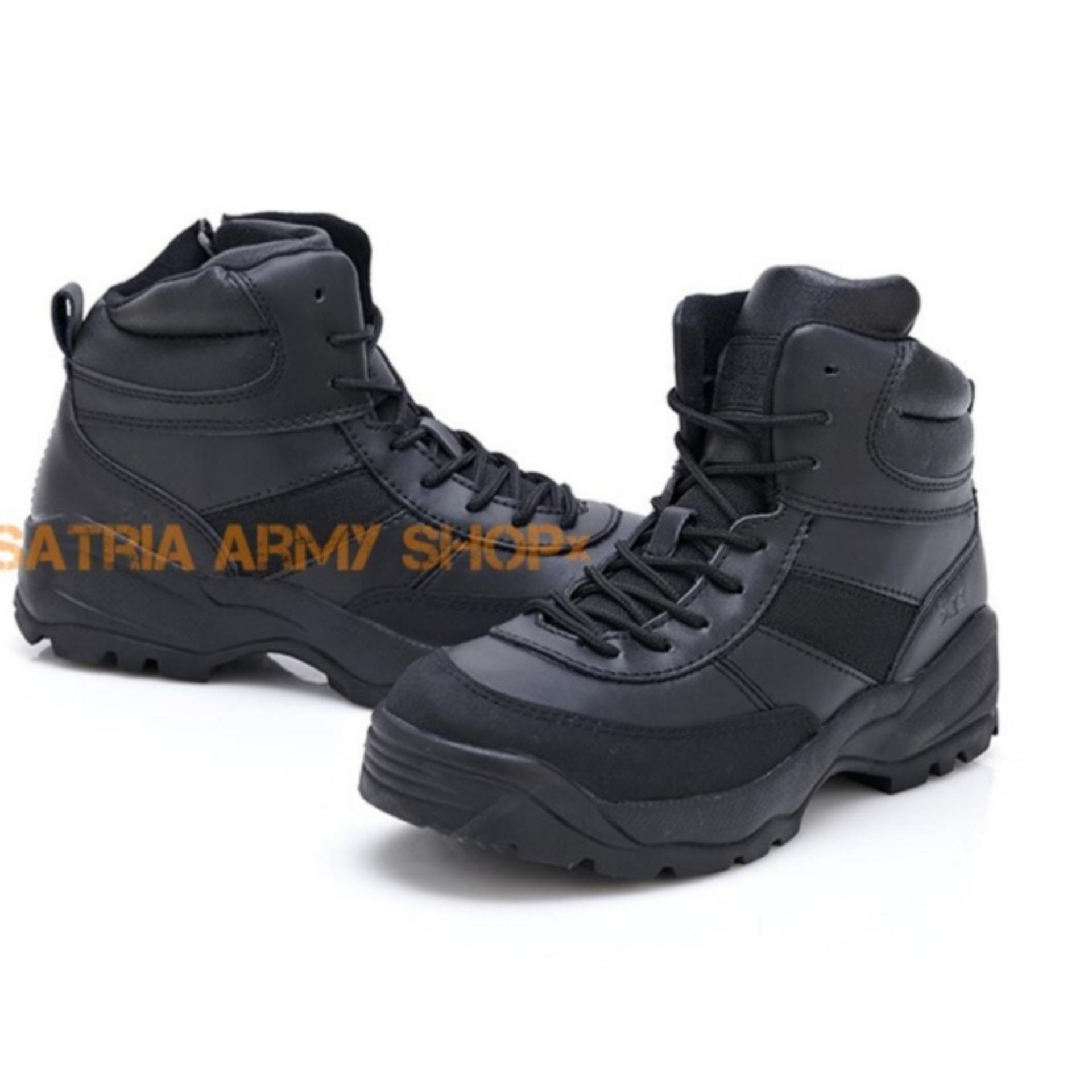 Sepatu 511 Tactical - 6 inch Hitam Quality Original Outdoor