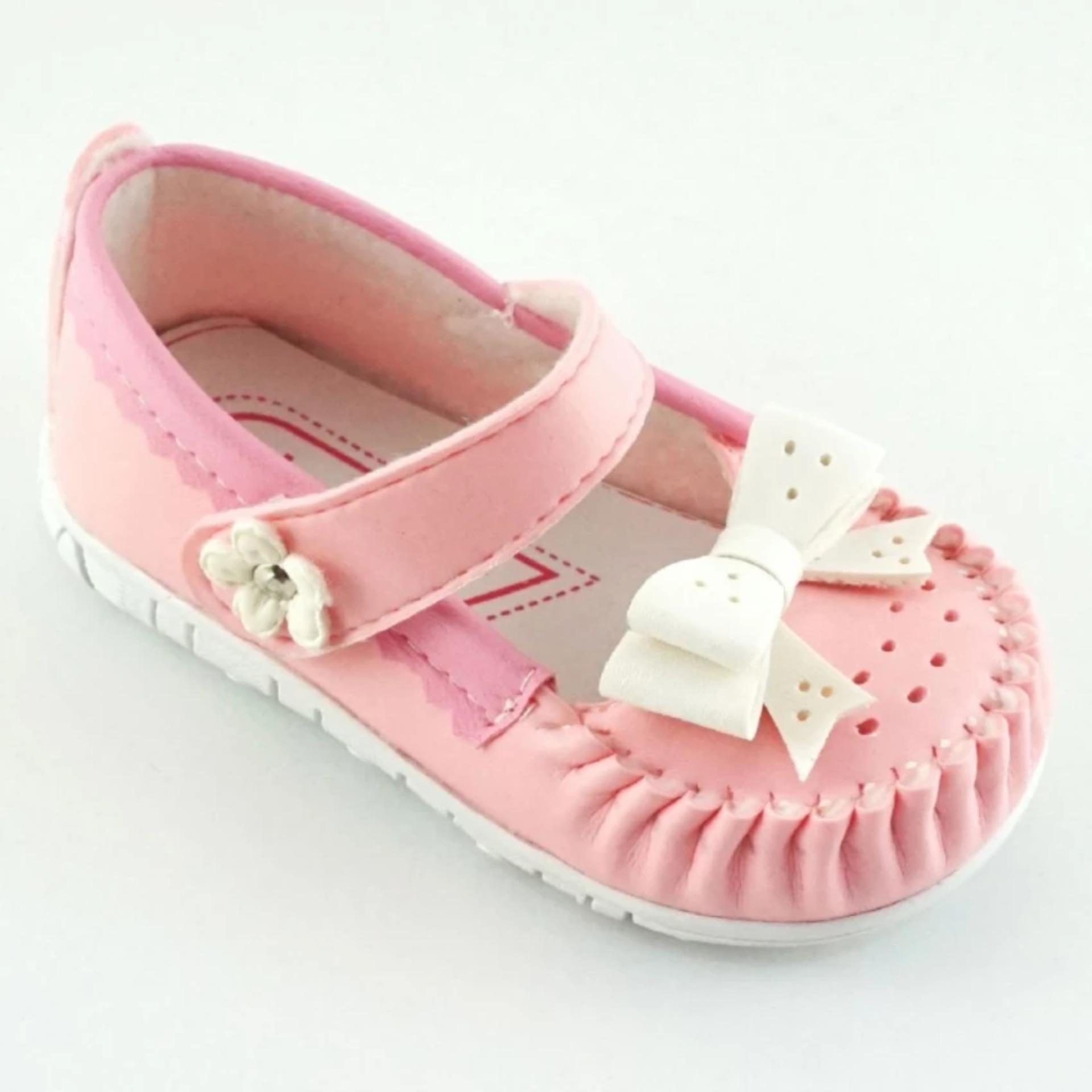 Trendishoes Sepatu Anak Perempuan Cantik Lnhk Merah - Review Daftar .