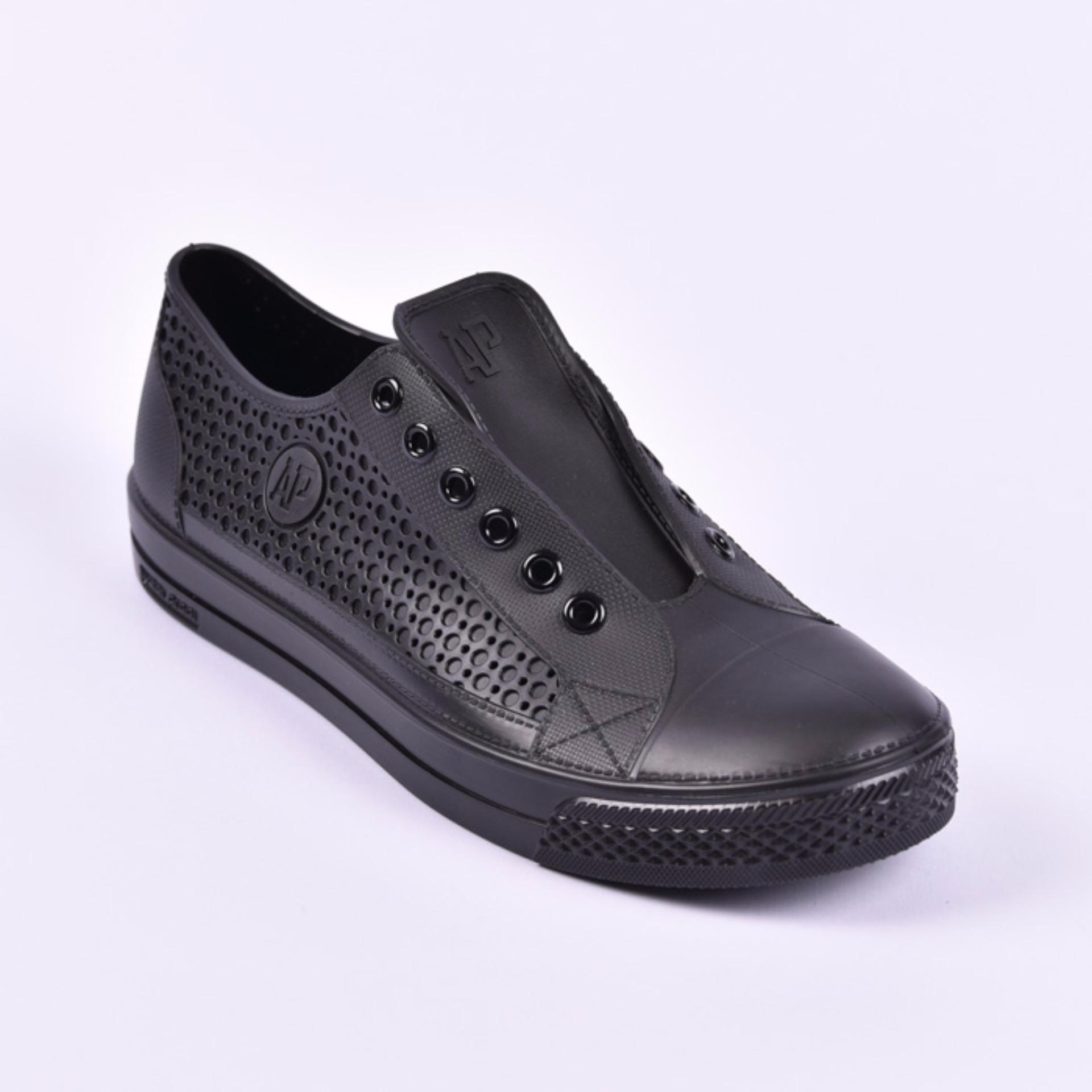Sepatu ApStar AP Star By Ap Boots Karet PVC Casual Sepatu Sneakers kets . e56f04f3d3