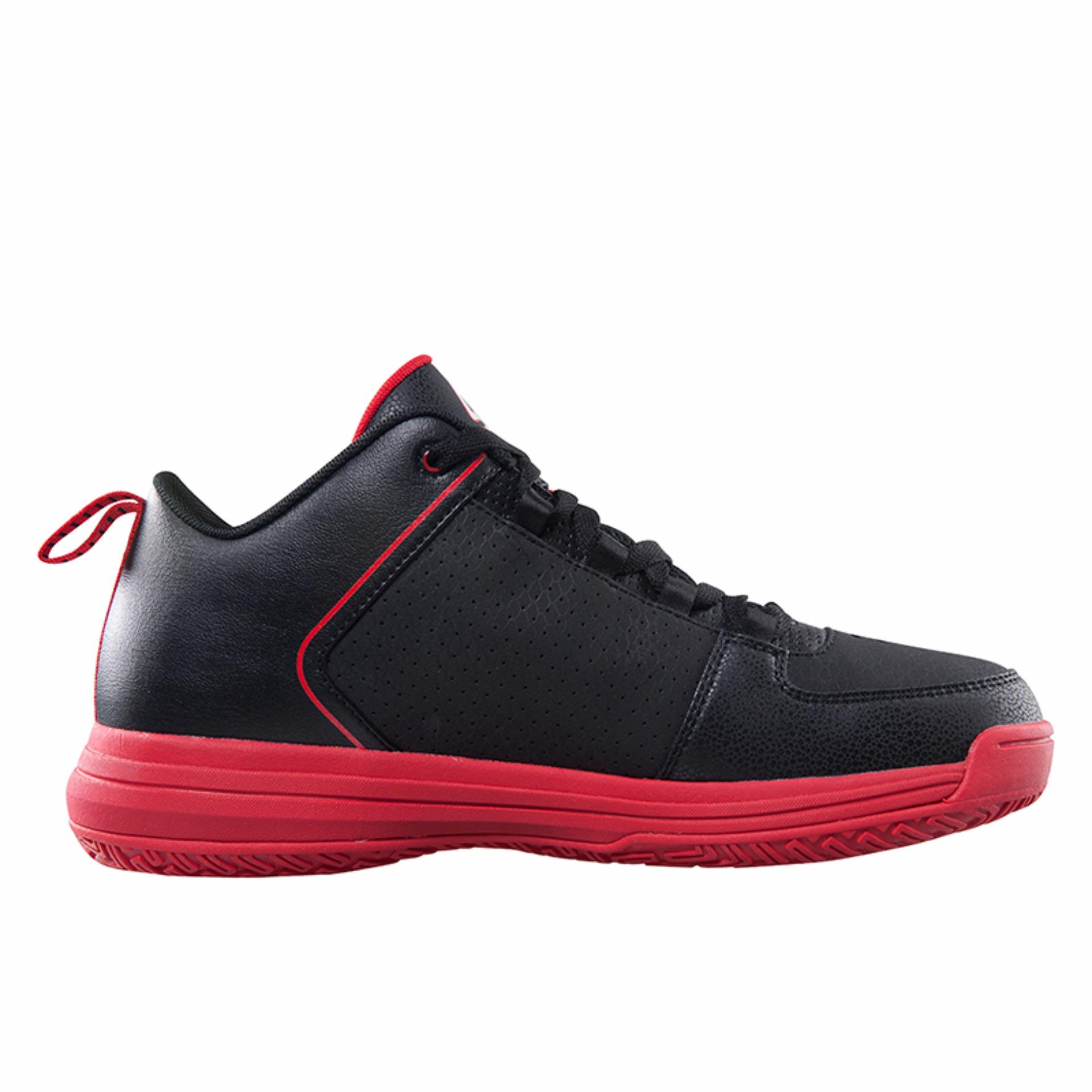 Peak E313021a Crossover I Edition Men Outdoor Basketballshoes Black Sepatu Basket Authentic Chalenger Real Sneakers E51041a Iii Red
