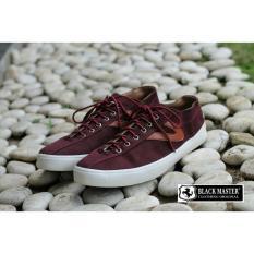 Sepatu Black Master Casual Sneakers Messi BM-001 Sepatu Santai ,Sepatu Sekolah ,Sepatu