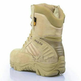 harga Sepatu Boot Hiking Delta High 8inch Quality Outdoor - Gurun Lazada.co.id
