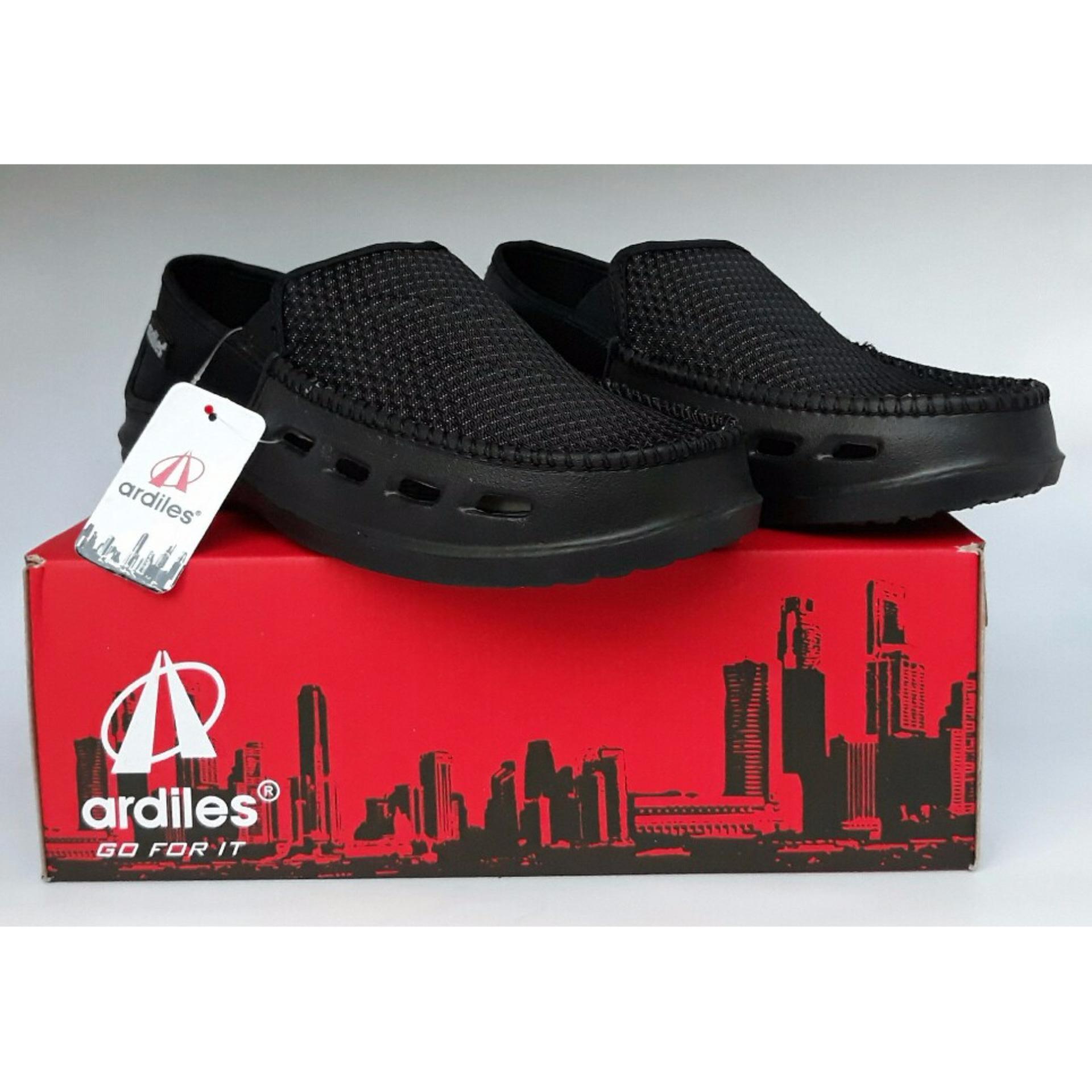 Sepatu Croc ARDILES - Hitam