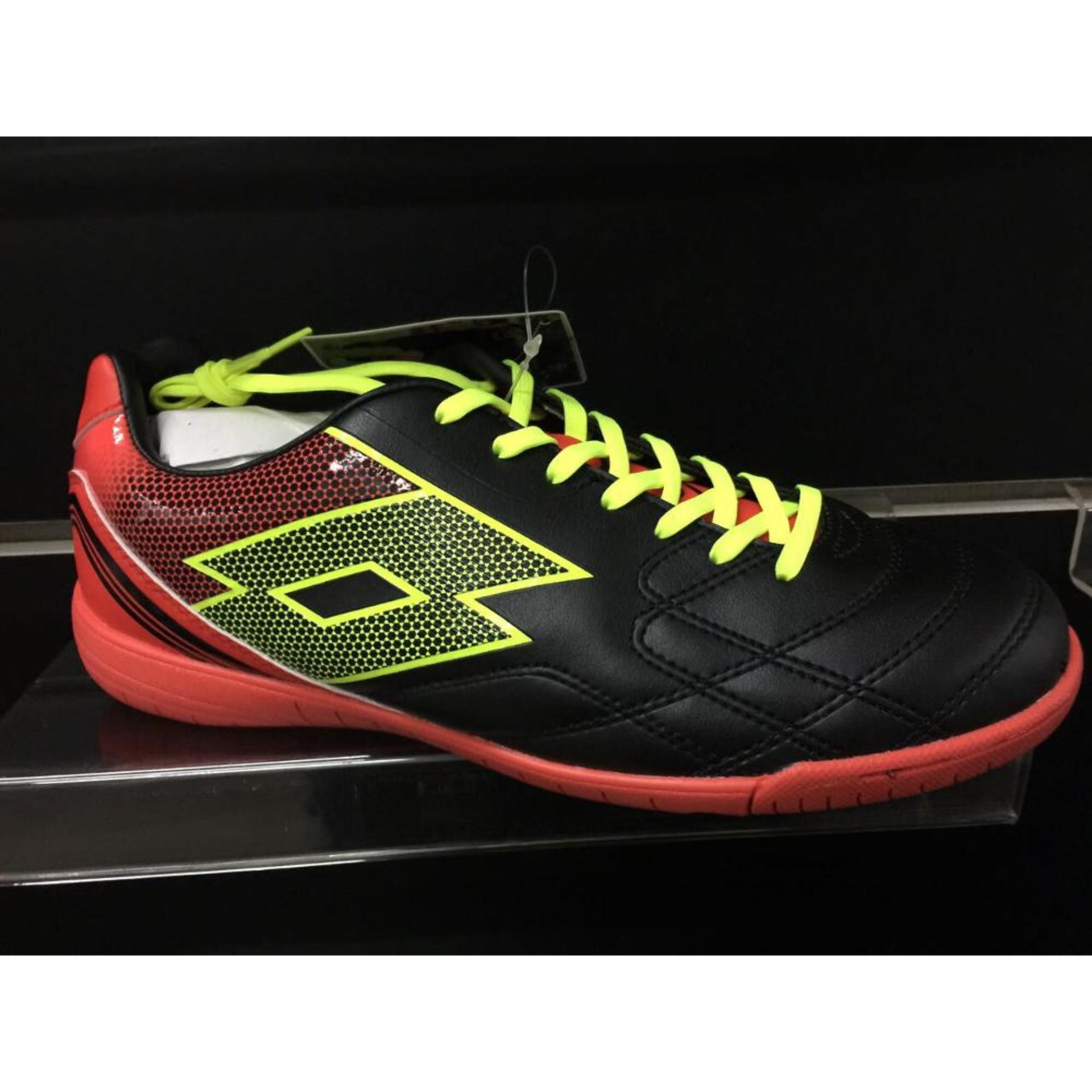 Sepatu Futsal Lotto Spider Xi Id Black Yellow Original 100 New2017 ... 974ccefa71