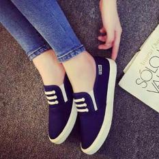 Sepatu Kets Sport Wanita KM04 Mx03 - Dongker