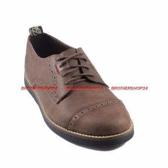 Harga Sepatu Kulit Boots Pria Bradleys Giemly Coklat Sepatu PriaKeren Sekelas Brodo Terbaru klik gambar.
