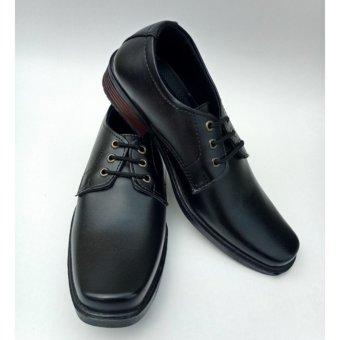 Sepatu Pantofel Wanita Bertali Paskibra Warna Hitam Sepatu ... 33acf9dd6c