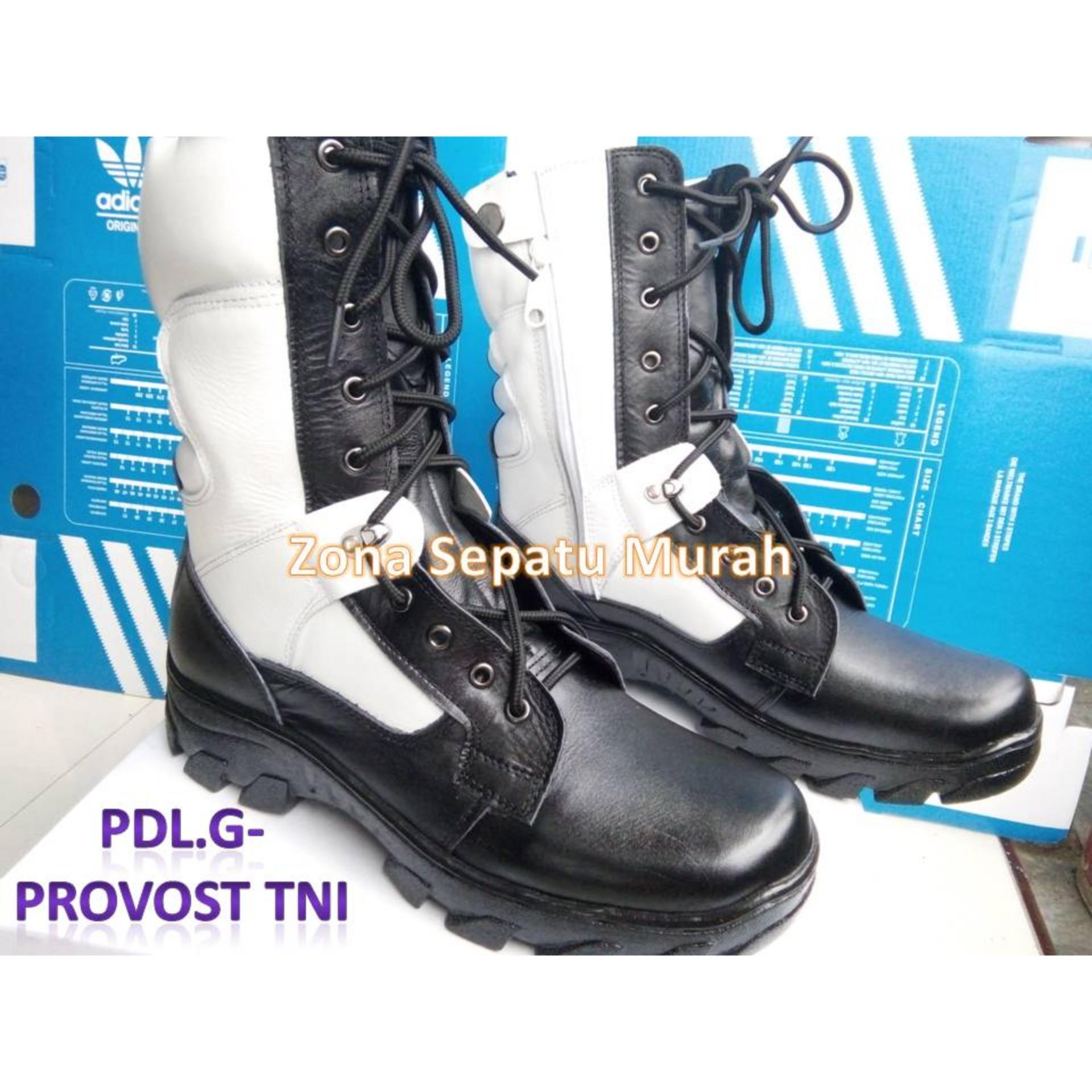 Online Murah Sepatu Pdl Provost Tni Polisi Militer Standar Polri Security Ter Model Terbaru Harga Promo