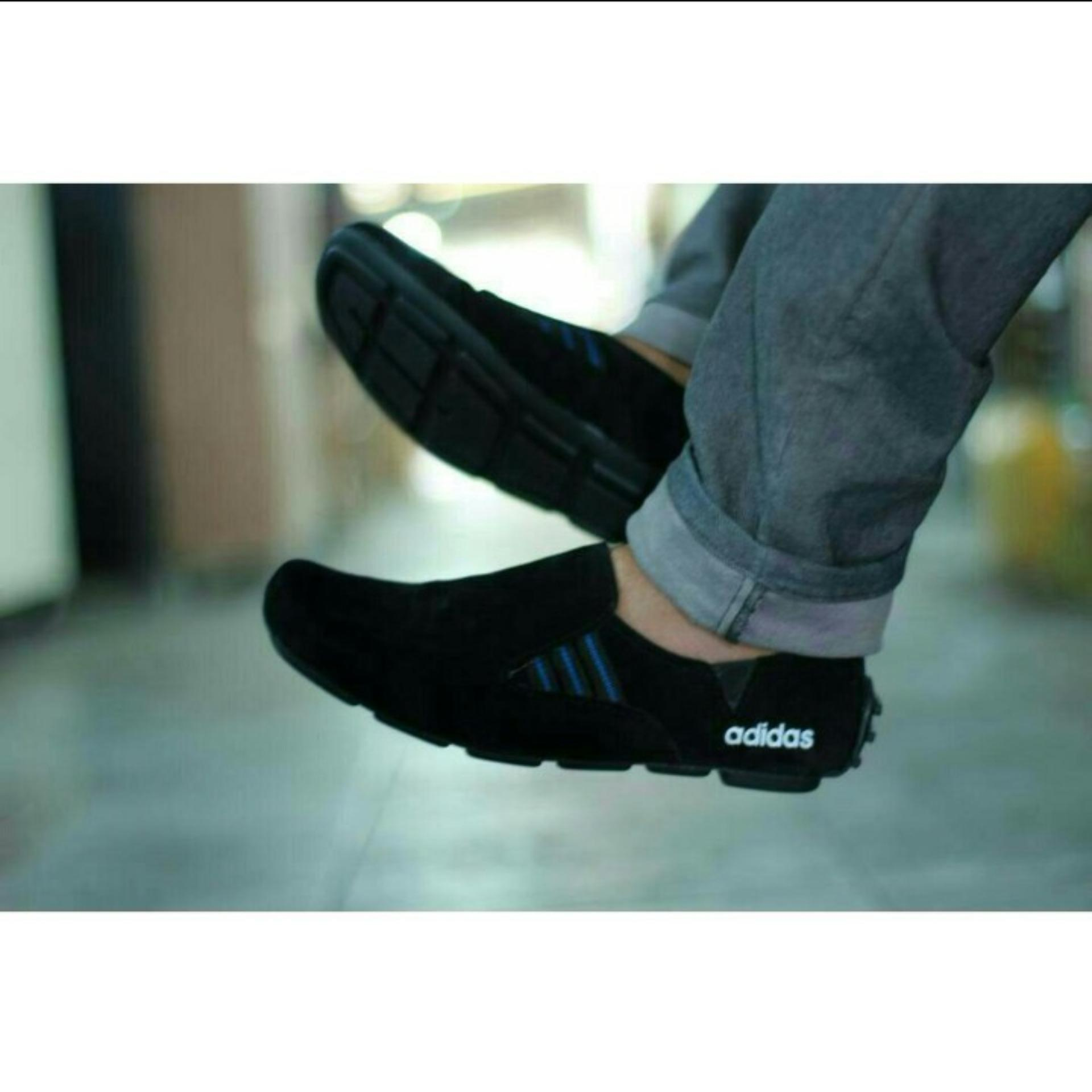 ... Sepatu Pria Casual Rice Racer Multicolour Murah   Sepatu Slop Slipon  Rice c9d0a42b54
