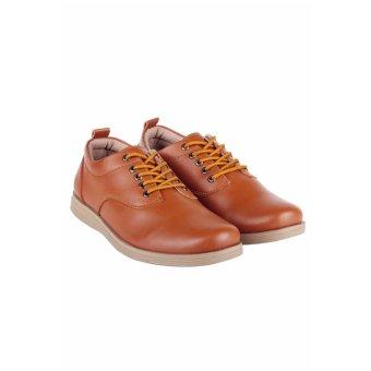 Sepatu Pria Kasual TAN Trendi Best Seller - 5