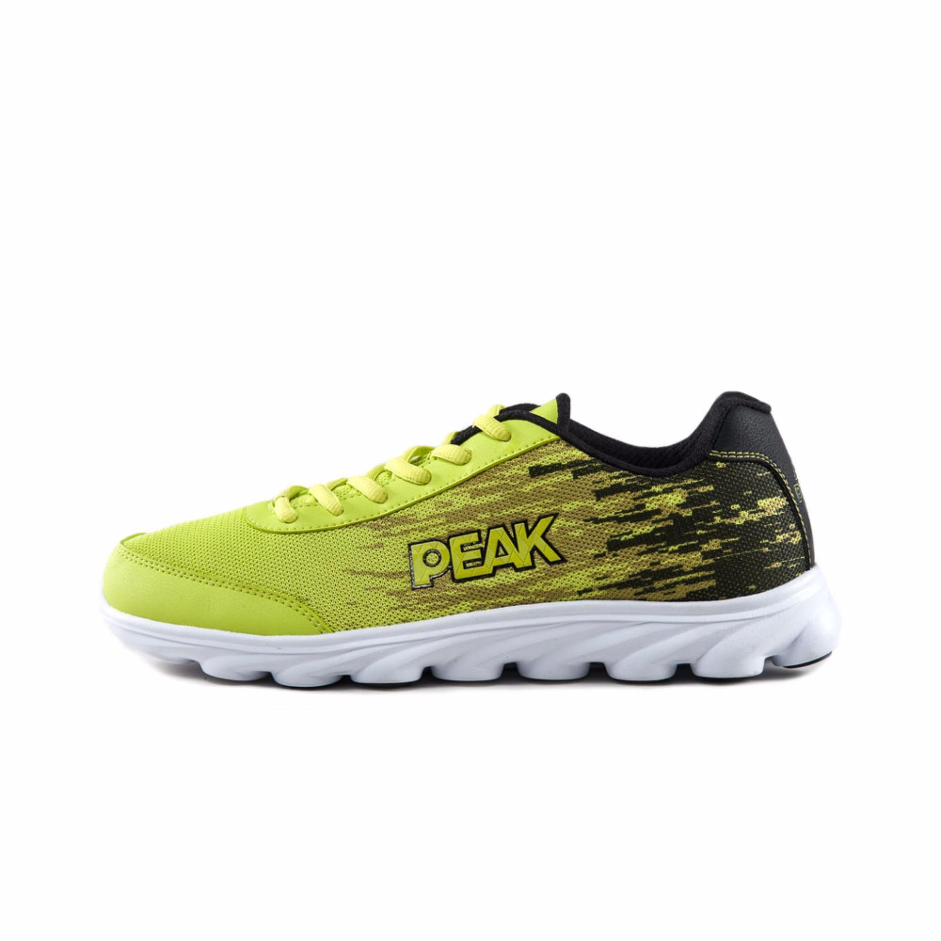 Peak E313021a Crossover I Edition Men Outdoor Basketballshoes Black Sepatu Basket Authentic Chalenger Real Sneakers E51041a Running E51057h Yellow