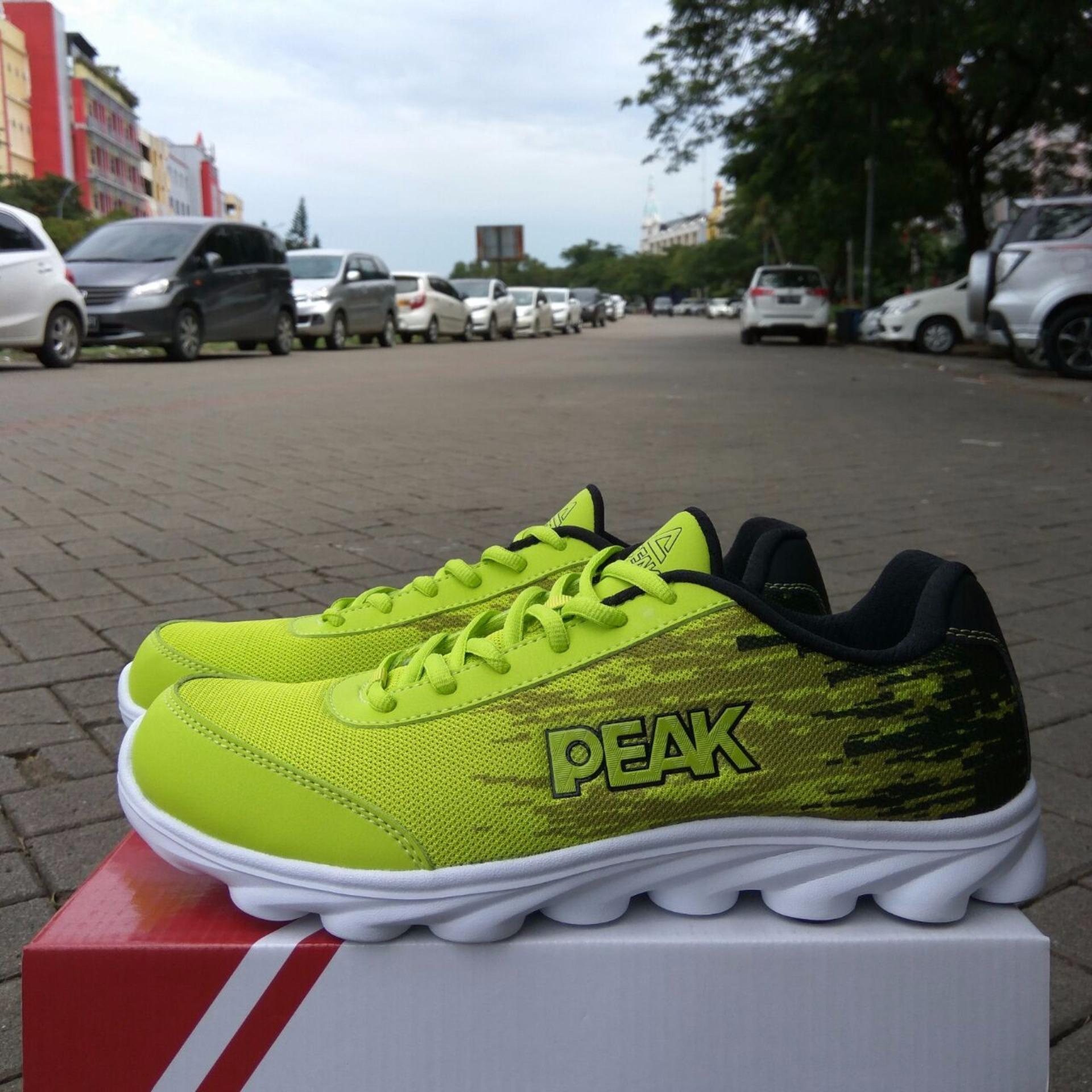 Sepatu Basket Peak E33373a All Day Edition Hitam - Info Daftar Harga ... 028a9ba2c7