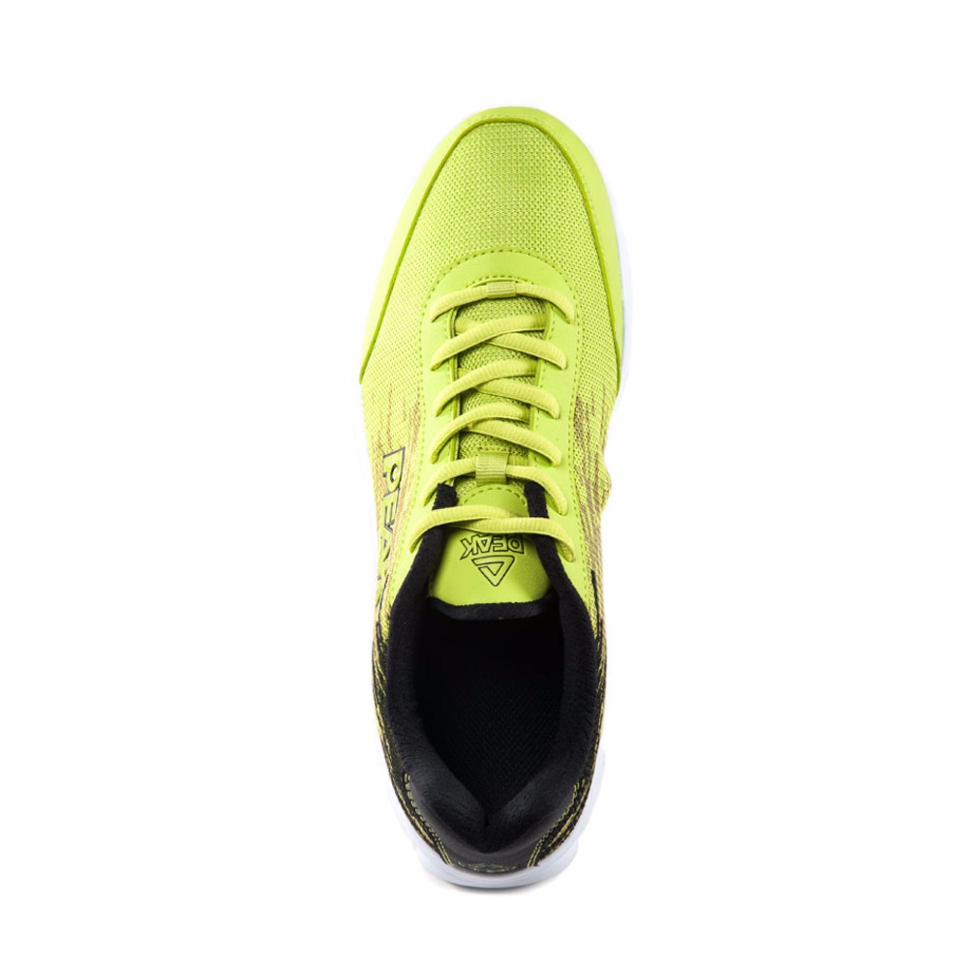 Peak E313021a Crossover I Edition Men Outdoor Basketballshoes Black Sepatu Basket Nba Challenger Shoes E51041a Red Orange Running E51057h Yellow