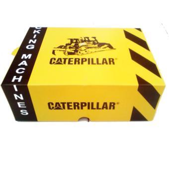 Sepatu safety caterpillar, safety shoes sepatu boots pria caterpilar hitam - 3