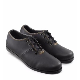 Gambar Sepatu Slip On Casual Pria Blackmaster Original Blackmasterbrodo low  ( HITAM ) b0cea21f84