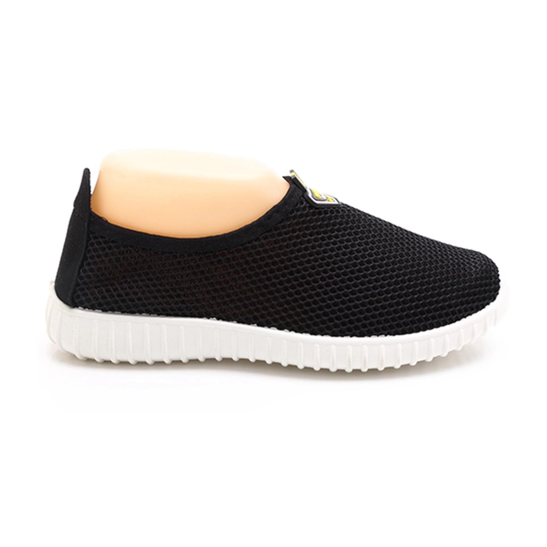 Sepatu Slip On Women Dr Kevin Hitam Daftar Harga Terlengkap Indonesia Wanita Pria Flats Shoes 5306