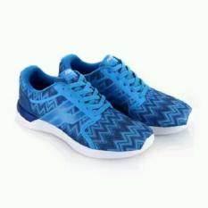 Sepatu Sneakers Piero Razr - Biru
