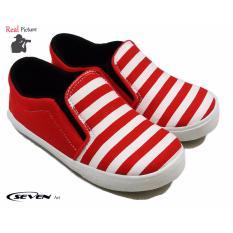 Seven Sepatu Anak Great Merah-MGS