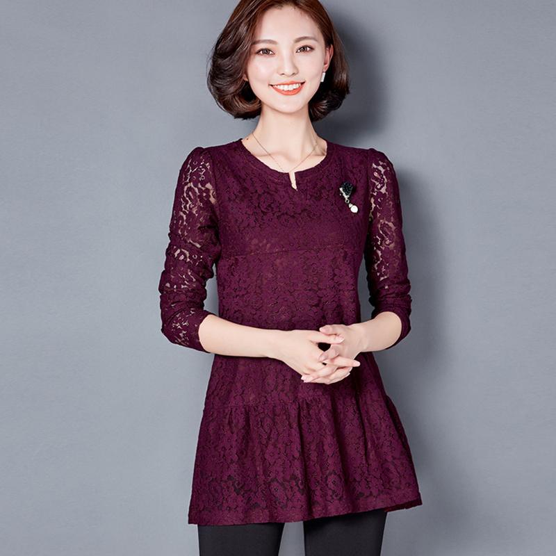 Flash Sale Shanyu Korea Fashion Style perempuan lengan panjang t-shirt Slim bottoming kemeja (