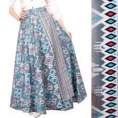 Shining Collection Rok Maxi Lilit Batik Junita Rok Panjang
