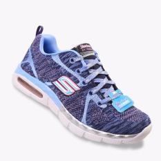 Skechers Air Appeal - Breezy Bliss Girl's Sneakers Shoes - Biru