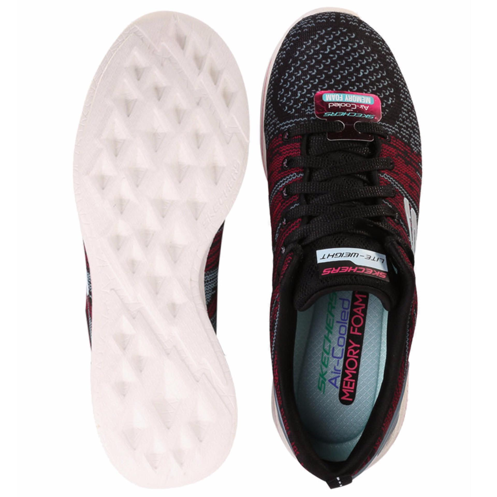 Skechers Burst Tr Inside Out Sepatu Wanita Abu Abu - Daftar Harga ... 86344d1047
