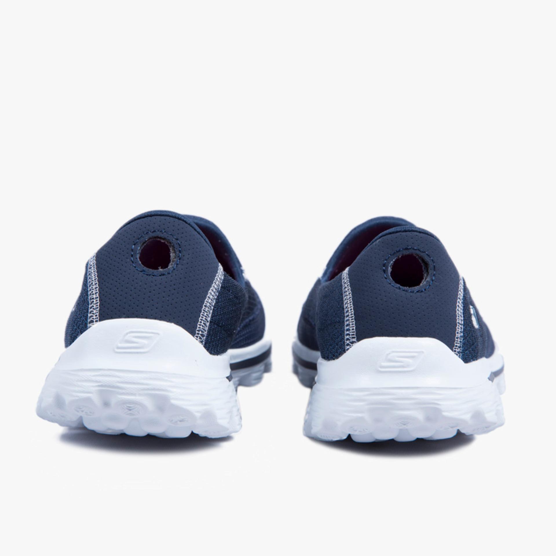 Skechers Gowalk 2 Mens Sneakers Hitam - Info Daftar Harga Terbaru ... e5ccabe951