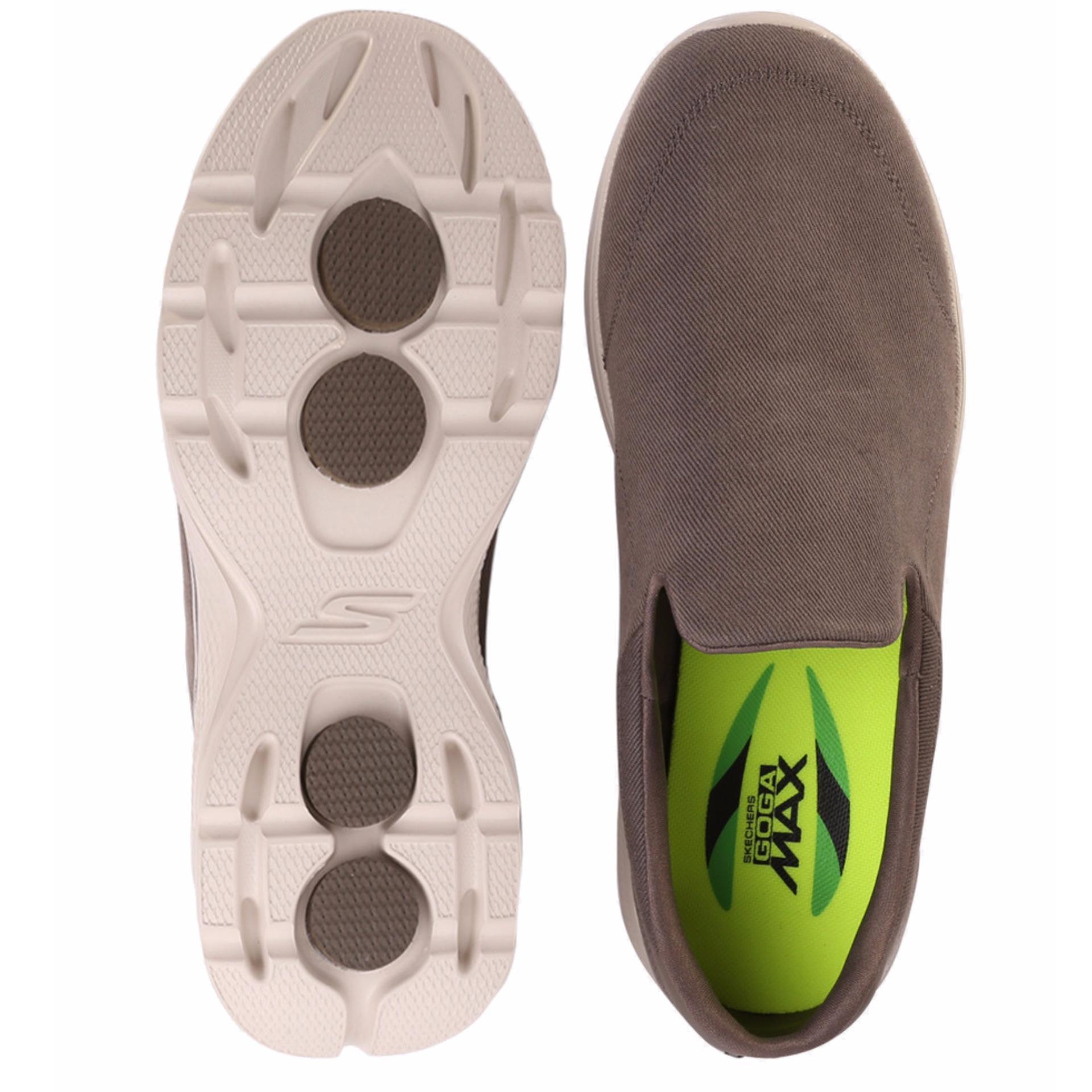 Skechers Go Walk 3 Men Beludru Sepatu Pria Caual - Daftar Harga ... 9f5b36e630