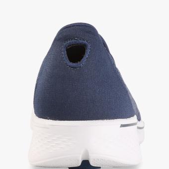 ... Skechers GOwalk 4 - Pursuit Women's Lifestyle Shoes - Navy ...