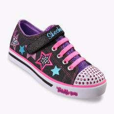 Skechers Twinkle Toes: Sparkle Glitz  Girl's Sneakers Shoes - Multicolor