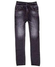 Aiueo Slim N Lift Caresse Jeans Hitam Update Daftar Harga Source Slim N .