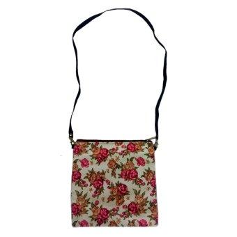 ... Genggam ToteBag Source · Galeri Gambar Sling Bag Tas Slempang & Bahu Wanita Ekslusif Bunga Multicolor Lengkap