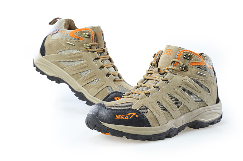 SNTA Sepatu Gunung Sepatu Outdoor Hiking SNTA 492 Semi Waterproof -Cokelat . 5942d65e3d