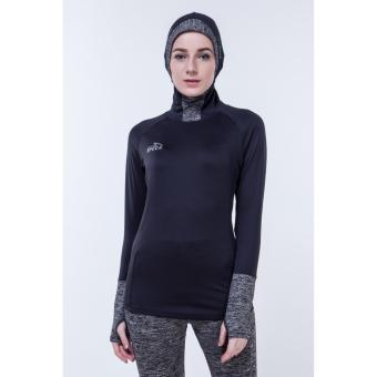 Specs Esorra Hijab Cap Baselayer Ls W Black