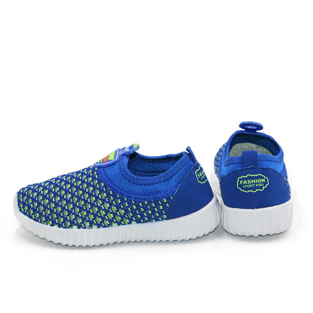 Faster Sepatu Anak Sneakers Led 1704 802 Blue Size 26 31 Cek Harga Dea Lace 161 Black 36 Sport 1706 368