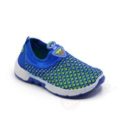 Sport Sepatu Sneakers Anak 1706-388 - Blue