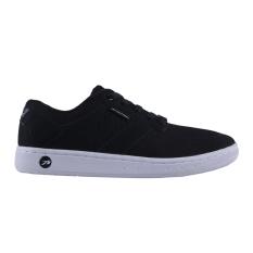 Spotec Inverto Sepatu Sneakers - Hitam/Putih