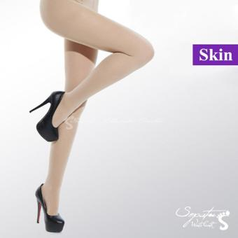 Stocking Pantyhose Skin-Nude 120D Apple - 4