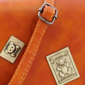 Gambar lengkap Sunny Girls Tas Selempang Freesia - Cokelat Muda Terupdate
