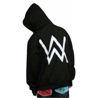Sweater Anak - Alan Walker Ninja - Hitam - Fleece Tebal - 2