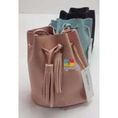 Tas Selempang Miniso / Bucket Bag Miniso