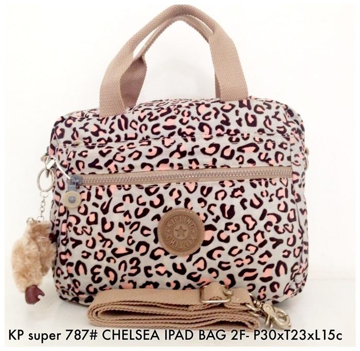 Flash Sale Tas Wanita Kipling Handbag Selempang Chelsea iPad Bag 787 - 13 2e98dd20a2